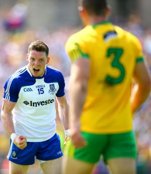 13. Conor McManus (Monaghan) A no-brainer. Had a super year scoring points he had no right to. Great battle with Neil McGee in the Ulster final was the highlight.