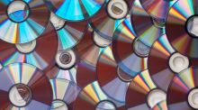 Music is encoded on a CD in digital form as a stream of binary digits or bits. A typical CD may have as many as a million errors. Photograph: Thinkstock