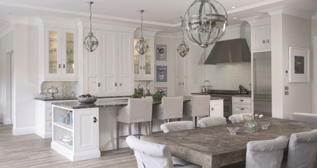 Hamptons Kitchen Design. Hampton style kitchen by Noel Dempsey Interiors special  Kitchen heroes