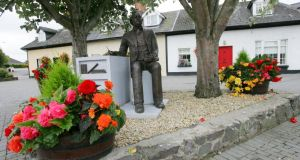 Tallanstown,  Co Louth - a former winner of the  Tidy Towns competition. File photograph: Bryan O'Brien/The Irish Times