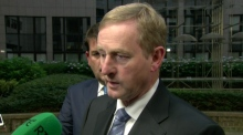 Kenny: Ireland understands living 'on another man's shore'