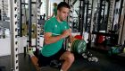 Conor Murray says he is up for playing in every World Cup game for Ireland. Photograph: Dan Sheridan/Inpho
