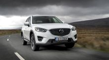 Mazda's upgrade lifts the CX-5's game but size still a problem
