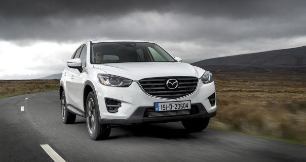 Mazdas upgrade lifts the cx 5s game but size still a problem pricey cx 5 underlines need for mazda to launch a larger possibly seven seat cx 7 fandeluxe Choice Image