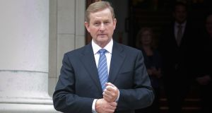 At Quinnipiac University in Hamden, Connecticut, Taoiseach Enda  Kenny said Ireland is particularly attuned to the current migrant crisis in Europe, given our history of emigration. File photograph: Gareth Chaney/Collins