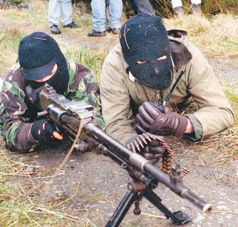 "28/07/2005: IRA releases a statement saying ""The leadership of Oglaigh na hEireann has formally ordered an end to the armed campaign. This will take effect from 4pm [1600 BST] this afternoon [Thursday 28 July 2005]. All IRA units have been ordered to dump arms. All Volunteers have been instructed to assist the development of purely political and democratic programmes through exclusively peaceful means. Volunteers must not engage in any other activities whatsoever."""