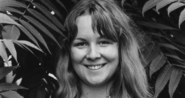 "Sandy Denny in September 1971: ""Her natural talent would never desert her nor would her almost overwhelming stage-fright."" Photograph:  Steve Wood/Evening Standard/Getty Images"