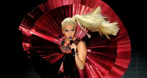 Millennial compass point:   Lady Gaga. Photograph: Gareth Cattermole/Getty Images
