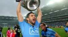 "Dublin's Cian O'Sullivan celebrates with the Sam Maguire trophy: ""It might seem like times are good now but you have to make the most of the opportunities."" Photo: Ryan Byrne/Inpho"