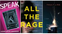 Speaking up: a brief history of rape culture in young adult fiction