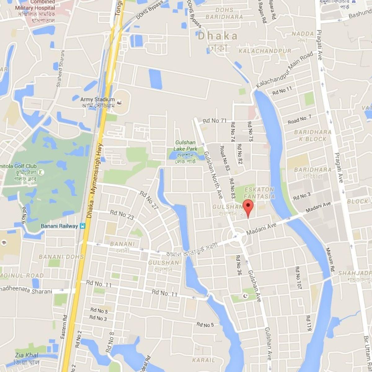 Italian man killed in suspected terrorist attack in Bangladesh