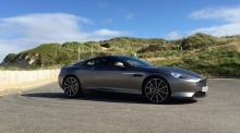Our Test Drive: the Aston Martin DB9 GT