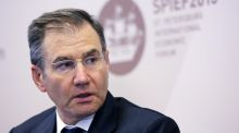 Glencore chief executive officer Ivan Glasenberg is working on a debt-reduction plan that includes selling assets, halting the dividend and a $2.5 billion share sale completed earlier this month.   Photograph: Andrey Rudakov/Bloomberg