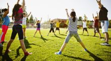 Why teenage girls' fitness is exercising the experts