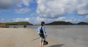 A walk for the weekend: Donegal's forests and hidden beaches