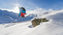 Absolute beginners: learning to ski in Val Thorens