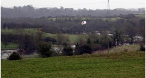 The site of the N2 bypass bridge near Slane, Co Meath. File photograph: Brenda Fitzsimons/The Irish Times