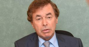 Former minister for justice Alan Shatter: appeals in referendum result cases should automatically bypass the Court of Appeal. Photograph: Cyril Byrne