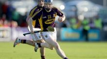 Wexford hurler Rory Jacob has announced his retirement. Photograph: Donall Farmer/Inpho