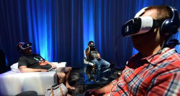 Virtual reality sex samples