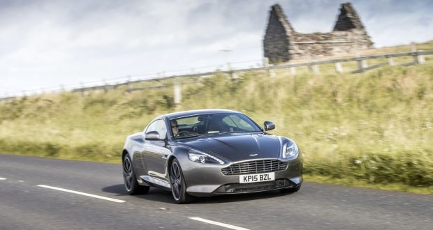 First Drive New Aston Martin Db9 Is Beautiful Powerful And