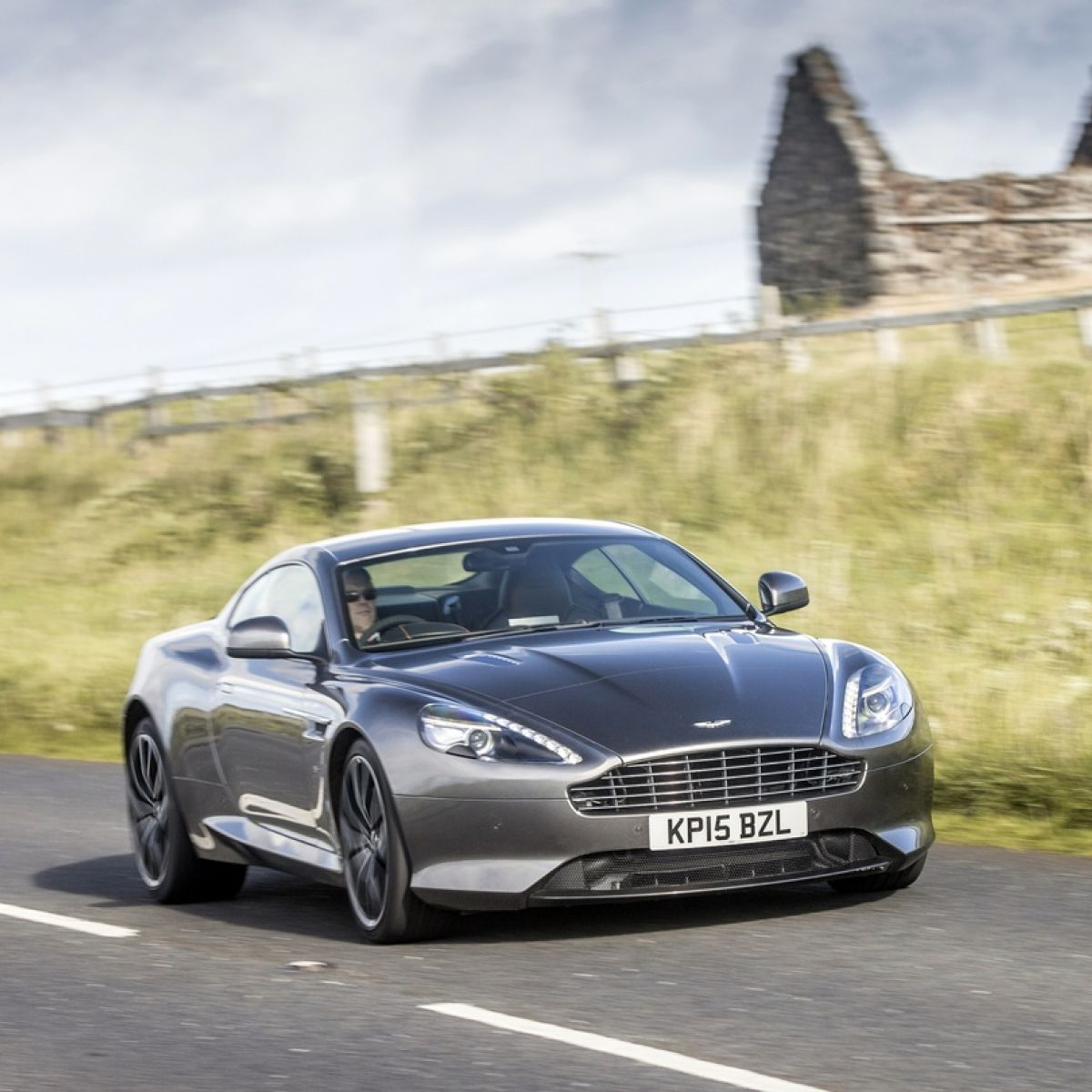 First Drive New Aston Martin Db9 Is Beautiful Powerful And A Little Impractical