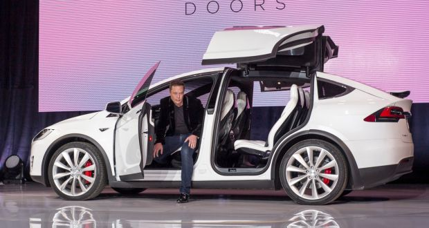 Teslas Latest Car Can Protect You From A Chemical Attack - Show me pictures of a tesla car