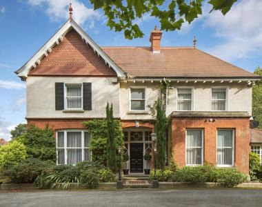 Fintragh, 11 Shrewsbury Road: an eight-bedroom property with a pool and tennis court is on the market for €10.5 million
