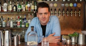 Dave Mulligan launched a new brand of poitín – Bán Poitín – in London eight weeks ago.