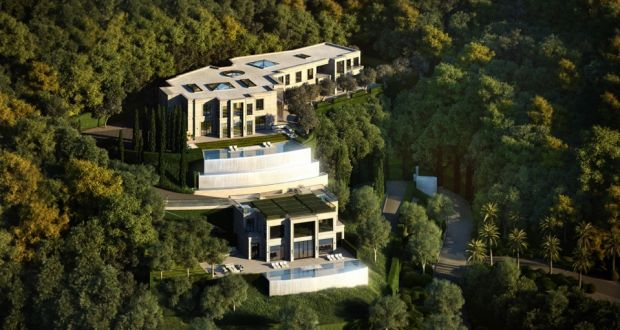 Fresh Price For Bel Air Home Costing 115m But It S Still Not The Most Expensive