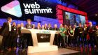 Web Summit: off to sunny Lisbon.  Photograph: Eric Luke/The Irish Times