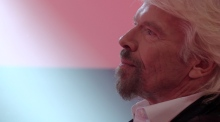Richard Branson: 'I'm looking forward to... going to Mars'