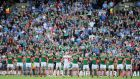 Reports say 30 Mayo players turned up to a county board meeting on Thursday night. Photograph: Tommy Grealy/Inpho