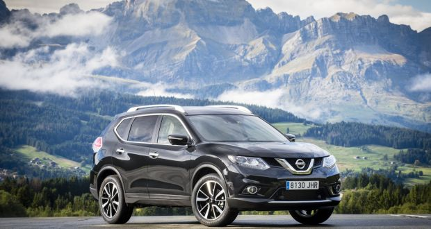 road test: x-trail helps nissan crowns itself the crossover king