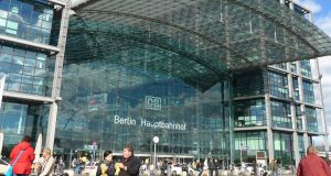 The heart of the new Berlin is the new central station, completed ahead of the 2006 World Cup to plans by architect Meinhard von Gerkan
