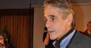 Jeremy Irons: recalled role