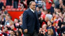 Dick Advocaat has left his position as Sunderland head coach with immediate effect, the club has announced. Photograph: Martin Rickett/PA