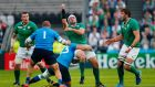 Rory Best was one of the few good performers for Ireland in their World Cup Pool D clash with Italy. Photo: Eddie Keogh/Reuters