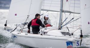 No Sails Ruffled As Anthony O Leary Retains National Title