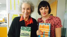 'It's pretty clear in some states that men want to be in control of women's reproductive life' – Margaret Atwood on The Women's Podcast