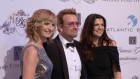 Adi Roche and Ali Hewson receive Princess Grace Humanitarian Award