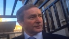 Taoiseach declines to comment on election date
