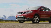 Our Test Drive: the Nissan Qashqai DIG-T