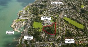 Prime Dalkey Residential Infill Site For