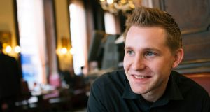 Austrian privacy campaigner Max Schrems. Photograph: Max Schrems/Europe-V-Facebook.or/PA Wire