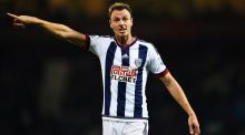 Jonny Evans of West Bromwich Albion will not play in Northern Ireland's next qualifier game. Photograph: Michael Regan/Getty Images