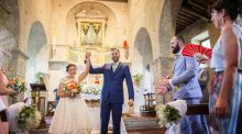 Our Wedding Story: A princess bride in Tuscany