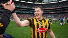 Kilkenny's TJ Reid has been named the GAA/GPA Hurler of the Month for Sepetember. Photograph: Cathal Noonan/Inpho.