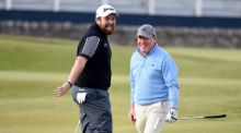 Shane Lowry was yet to turn pro the last time the British Masters was played. Photograph: Getty
