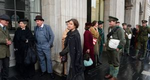 The show was to take place from April 24th-29th, the anniversary dates of the Rising. Photograph: Cyril Byrne/The Irish Times
